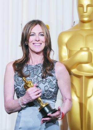 奥奖最佳导演首次颁给女性 毕格罗,妇女节快乐
