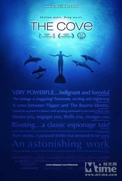 奥斯卡最佳记录长片《海豚湾》引日捕鲸界反弹