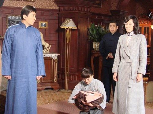 郝平新戏对曾黎耍狠 《母亲心》上演龙凤斗(图)