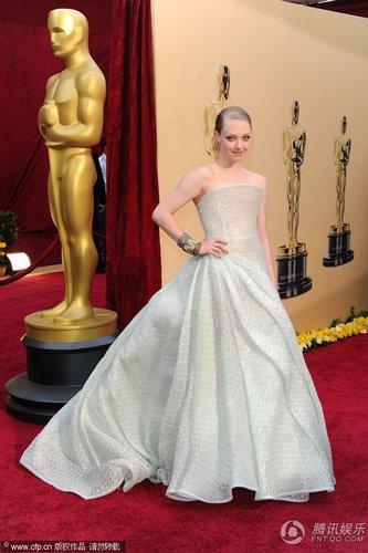 《时装》编辑点评第82届奥斯卡红毯女星