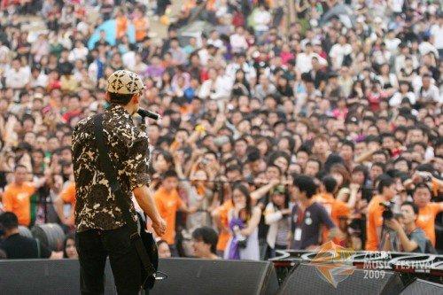 2010热波音乐节官网上线 五月美好再续前缘(图)