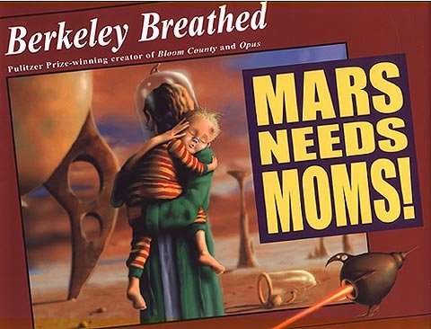 3d电影《火星需要妈妈》将于明年3月11日上映