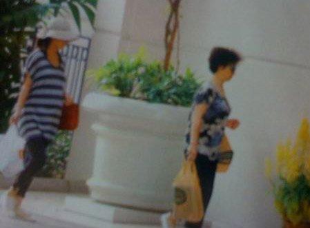 赵薇否认被富豪男友抛弃 怀孕大肚照曝光