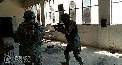 驻伊美军士兵博客评论《拆弹部队》:太假了