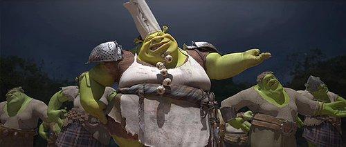 视频:动画片《怪物史莱克4》发布正式预告片
