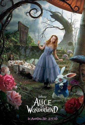 外媒赏片:《爱丽丝梦游仙境》——灰色童话