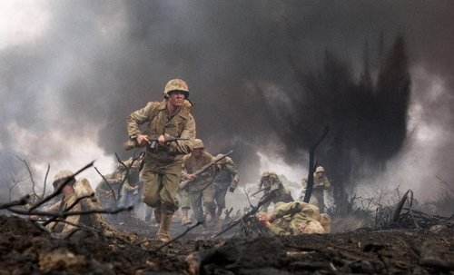 《太平洋战争》开播 网友称够爷们但没惊喜