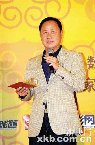 《越光宝盒》首映 刘镇伟希望再与周星驰合作
