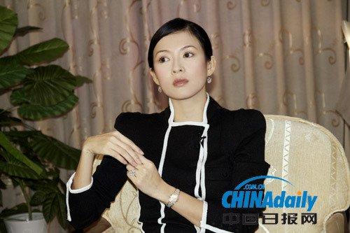 章子怡人气下滑事业受影响 虎年损失已过亿元