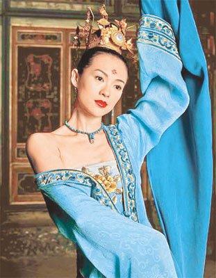 章子怡哽咽回应诈捐门 被指重演《艺伎回忆录》
