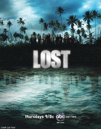 《迷失》海报