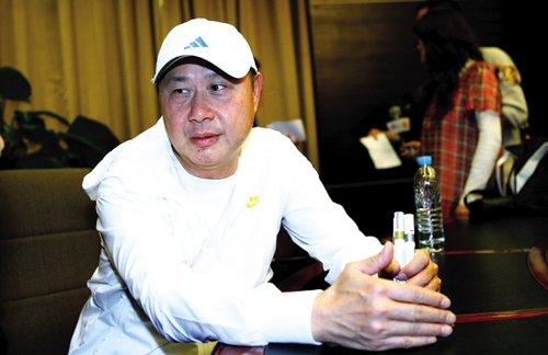 """专访""""葡萄""""刘镇伟:没有导演可以超越他自己"""