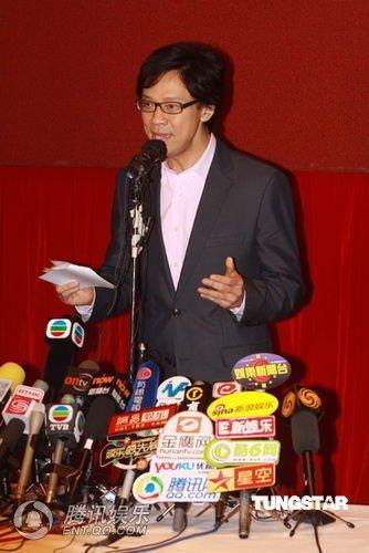 陈志云发布会被指像作秀 网友批诚意不如陈冠希