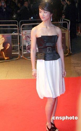 今天香港国际电影节开幕 汤唯走红毯复出拉序幕
