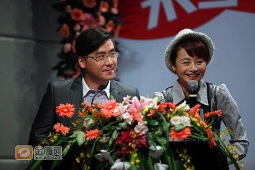 《花儿朵朵》启动仪式 主持人马可力推女儿参赛