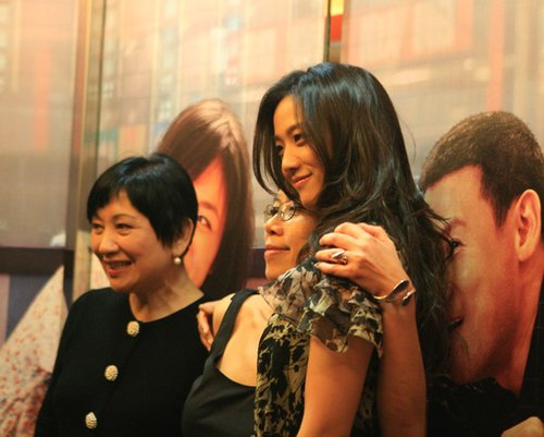 《月满轩尼诗》火爆香港电影节 首映一票难求