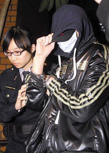 女星萧依婷进行毒品交易时被抓 承认吸毒和卖淫
