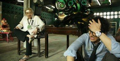 第四届亚洲电影大奖资料:《打擂台》