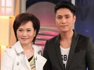 陈坤台湾录节目分享父子趣事 坦承优优是亲生子