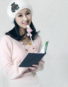 甘薇李玟为倡导环保生活 当选低碳榜样之星