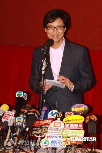 TVB:不惑之年 十面埋伏