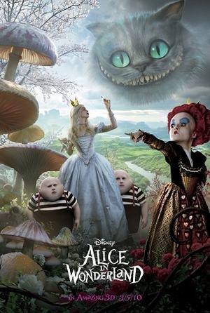 《爱丽丝》今日内地公映 IMAX版推迟至4月上映