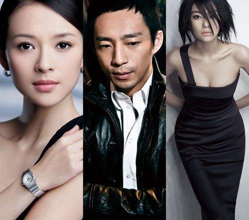 汪小菲澄清与章子怡关系 正式公布与张雨绮恋情