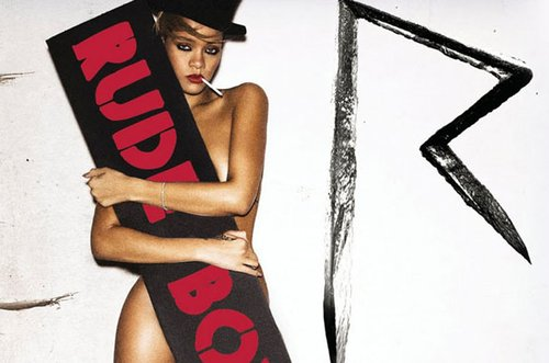 蕾哈娜蝉联单曲冠军 Lady Gaga碧昂斯潜力十足