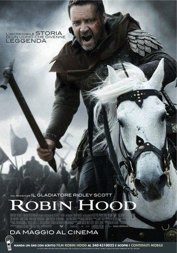 《罗宾汉》揭幕戛纳影展 蒂姆·波顿担当主席