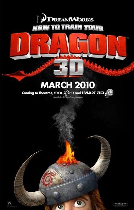 3D动画大片唱主角 《驯龙记》夺北美票房冠军
