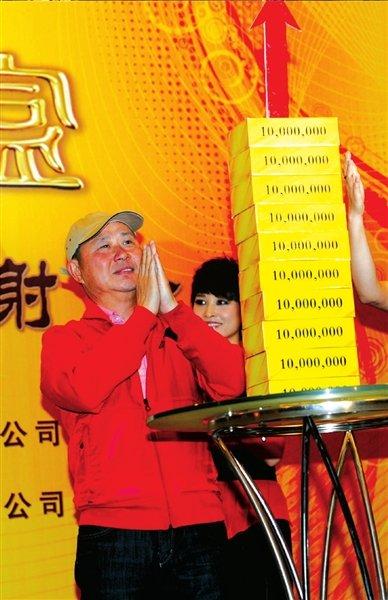《越光宝盒》票房过亿 刘镇伟称是否原创不重要
