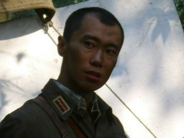 《中国远征军》云南热拍 郑昊入戏深满眼杀气