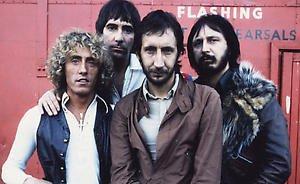 The Who主唱欲拍前鼓手记录电影 寻作家写剧本