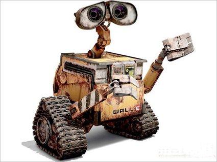 机器人瓦力简笔画-新代虚拟偶像茁壮成长 从动画中走进人们的视线
