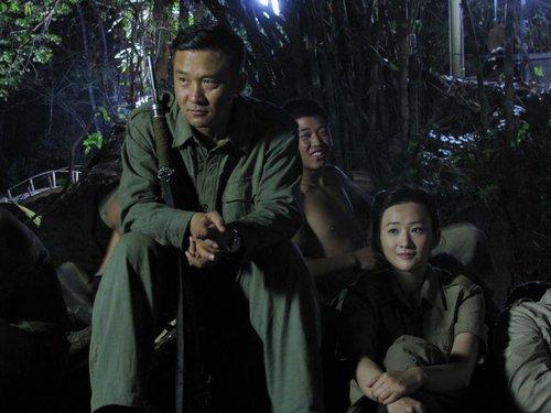 《中国远征军》云南热拍 黄志忠李玥首度合作