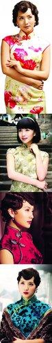 《纸醉金迷》四大卫视开播 陈好和张曼玉比旗袍