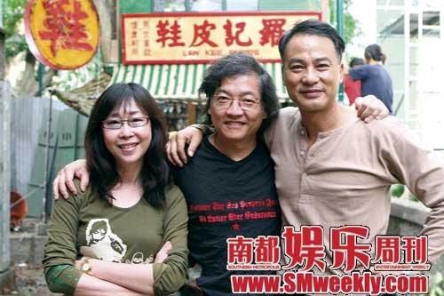 香港女性导演张婉婷:别拿女性导演衡量我(图)
