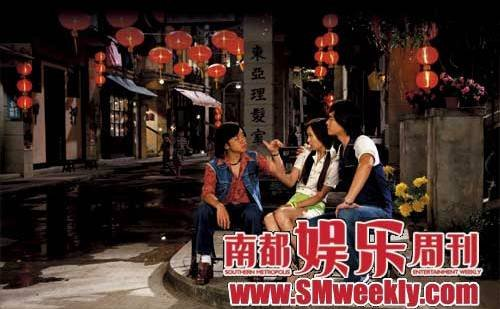 香港影人北上离乡背井 怀旧成隐隐约约的痛(图)