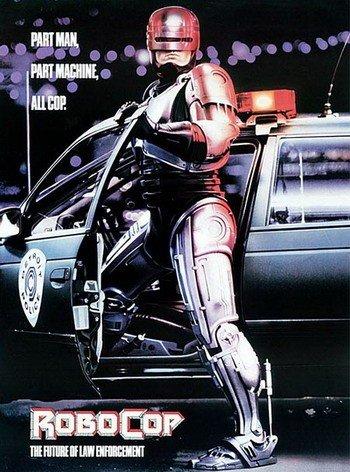 新《机械战警》因米高梅财政紧张开拍遥遥无期