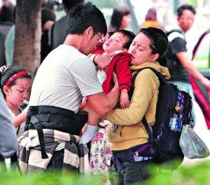 娱乐圈盛产胖宝宝:郭晋安两岁儿子26斤重 (图)