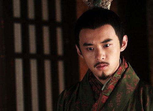 高昊新剧形象成经典 汉景帝不惧被美人淹没