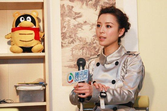 独家专访张静初:提名金像不意外中的意外