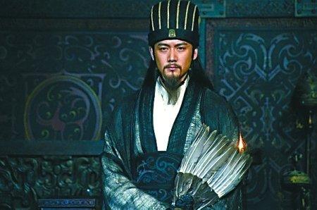 新《三国》举行首映礼 陆毅:诸葛亮就是长得帅