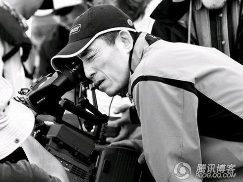 张艺谋新电影《山楂树之恋》今日开机(组图)