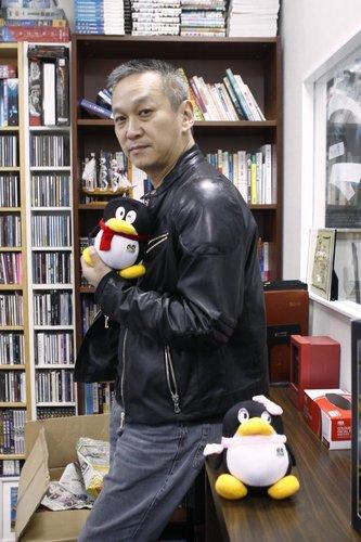 独家专访陈德森:非常希望能拿最佳电影奖(图)