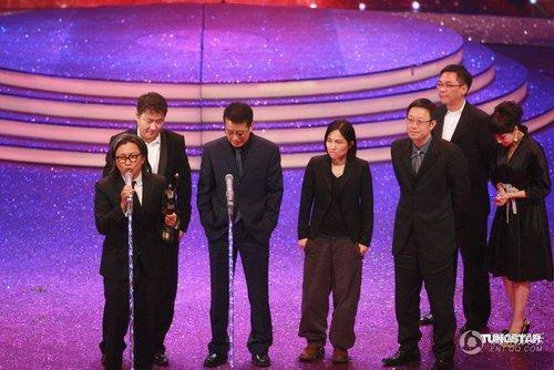 《十月围城》获八项大奖 任达华称帝惠英红封后