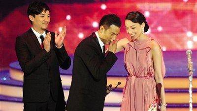 香港电影金像奖揭晓 任达华六度提名终当影帝