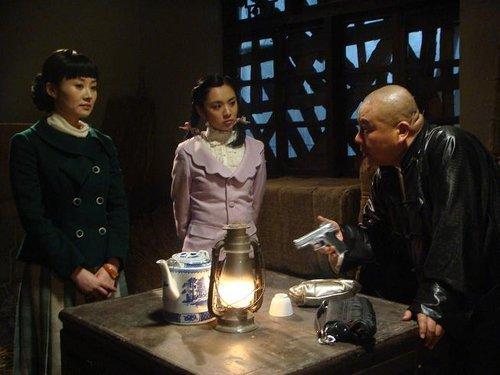 《谍变1939》北京热播 王晓晨许晴大玩心理战
