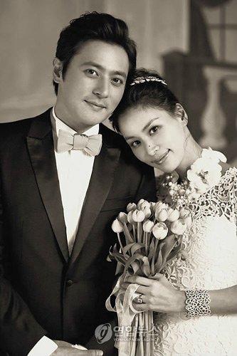 高小英怀孕三个月 张东健证实11月将升级当爸爸
