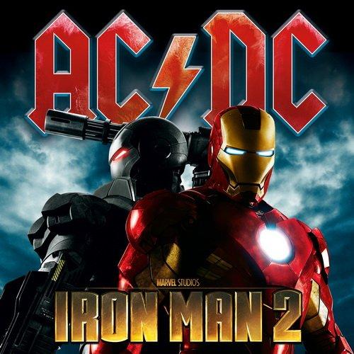 独家首播:摇滚乐队AC/DC《钢铁侠2》主题曲MV